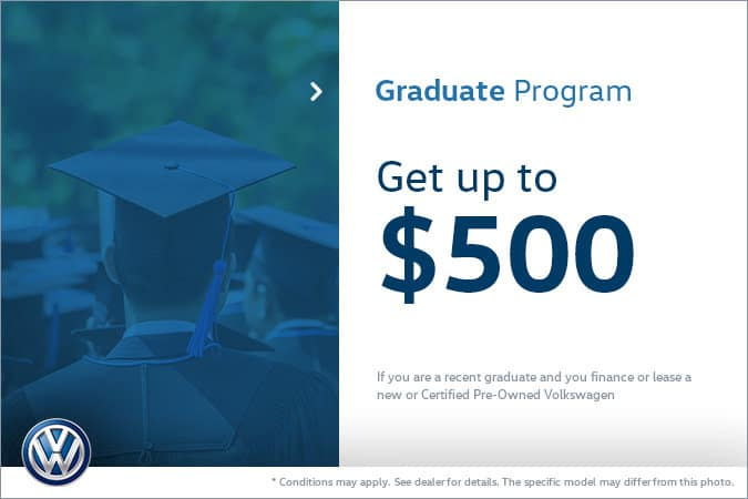 Don Valley Volkswagen Student Graduate Program