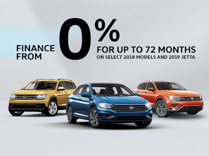 New VW Special Offers