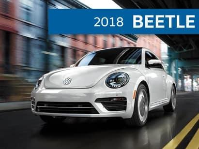 2018 Beetle Wolfsburg Edition 2.0T