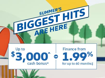 The Biggest Hits VW Summer Sale