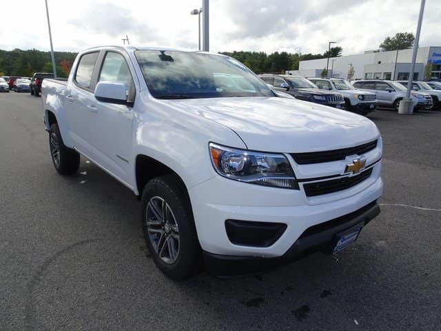 2019 Chevy Colorado Crew Cab Custom 4x4