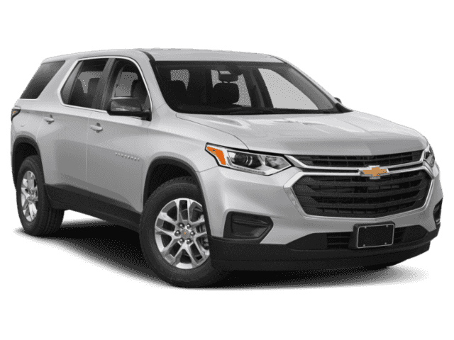 2019 Chevy Traverse LS AWD