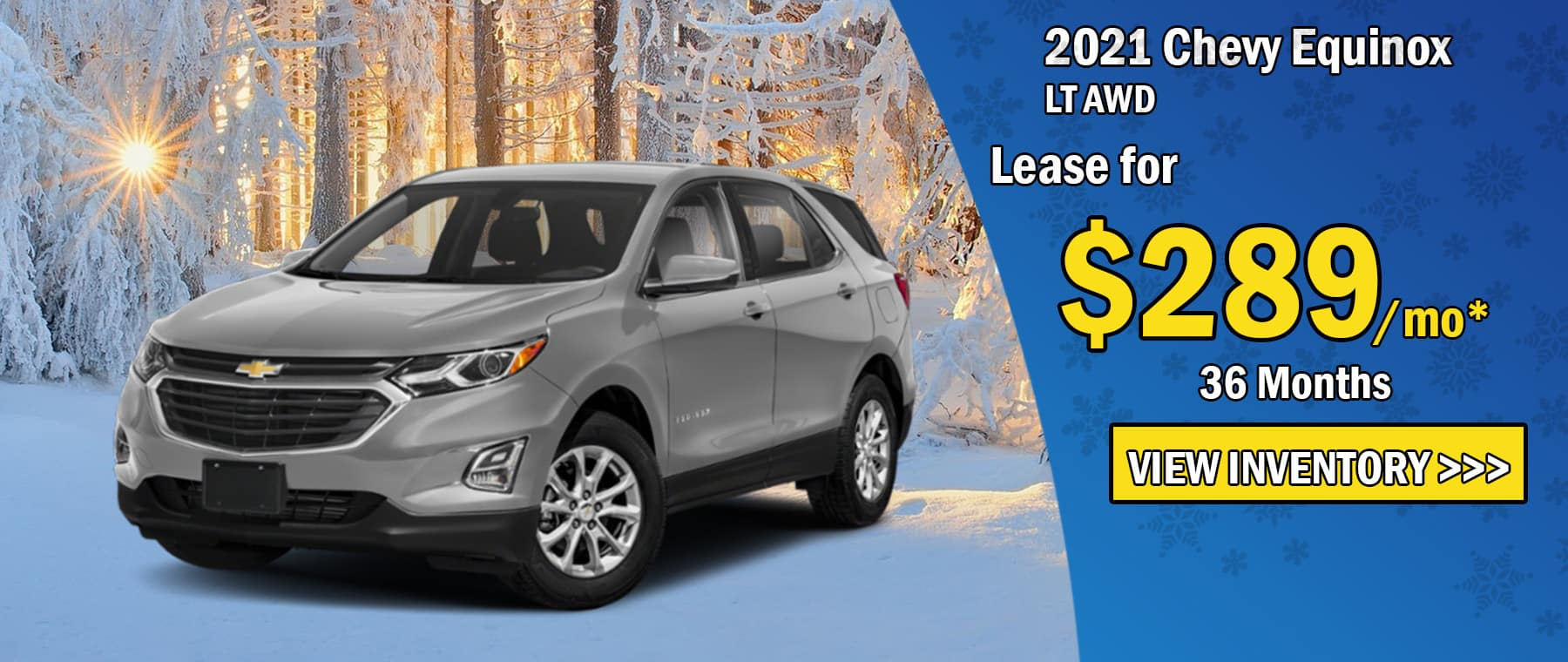 Jan 2021 Equinox Lease
