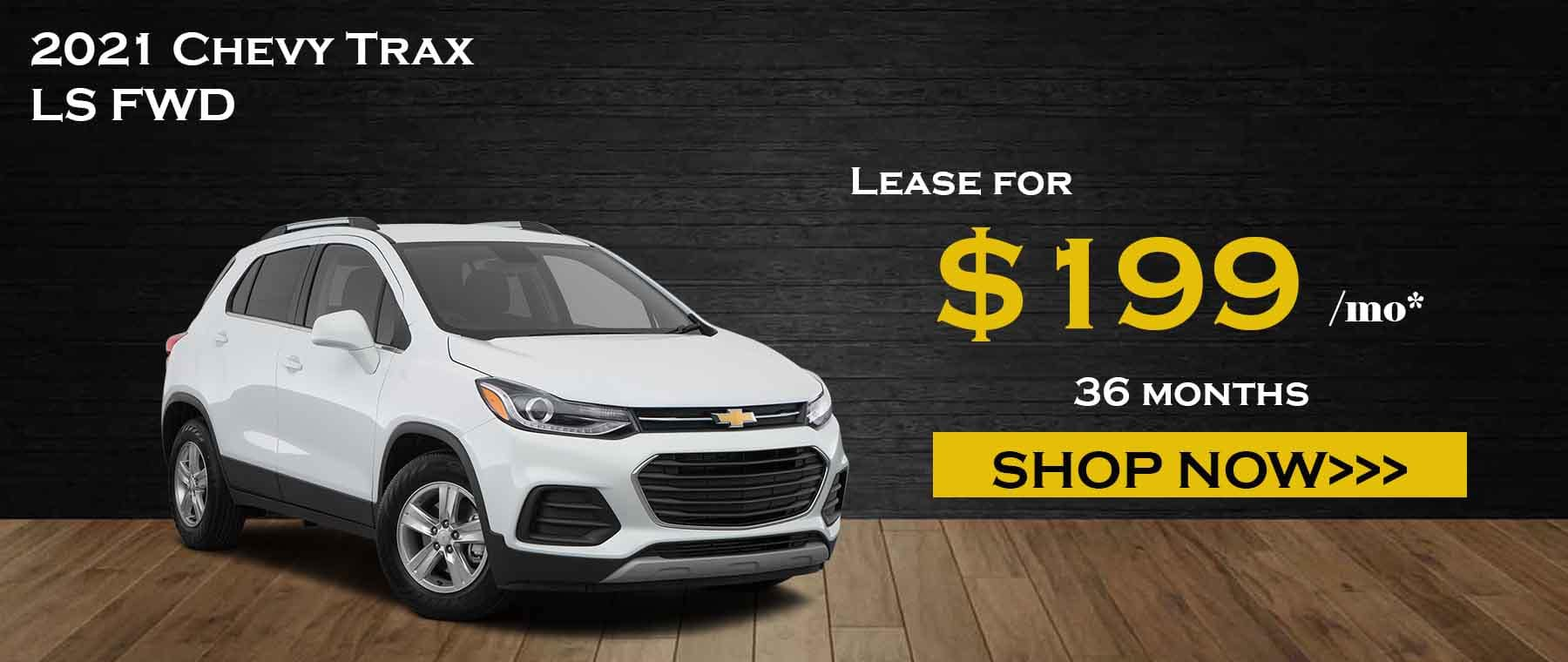 March 2021 trax lease