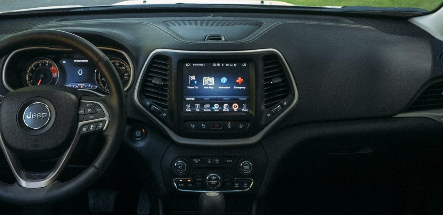 Fourth Generation Uconnect Infotainment System | Ed Voyles