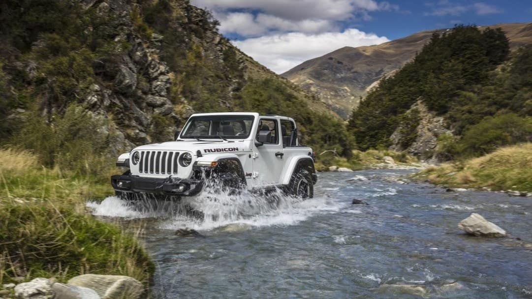 Explore the Differences Between the 2018 Jeep Wrangler JL ...