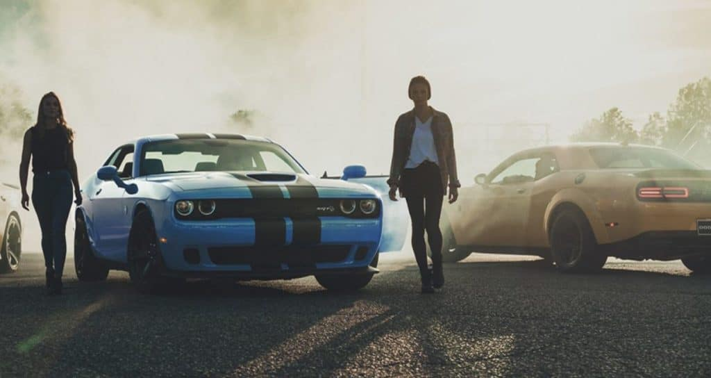 Compare The Dodge Charger Vs Dodge Challenger At Ed Voyles Cdjr