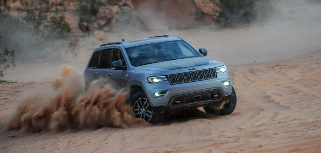 Find the Jeep that's Right for You at Ed Voyles CDJR