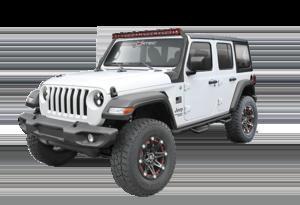 Einsteiger Plus Jeep Upfitting Packages at Ed Voyles CDJR in Marietta Ga