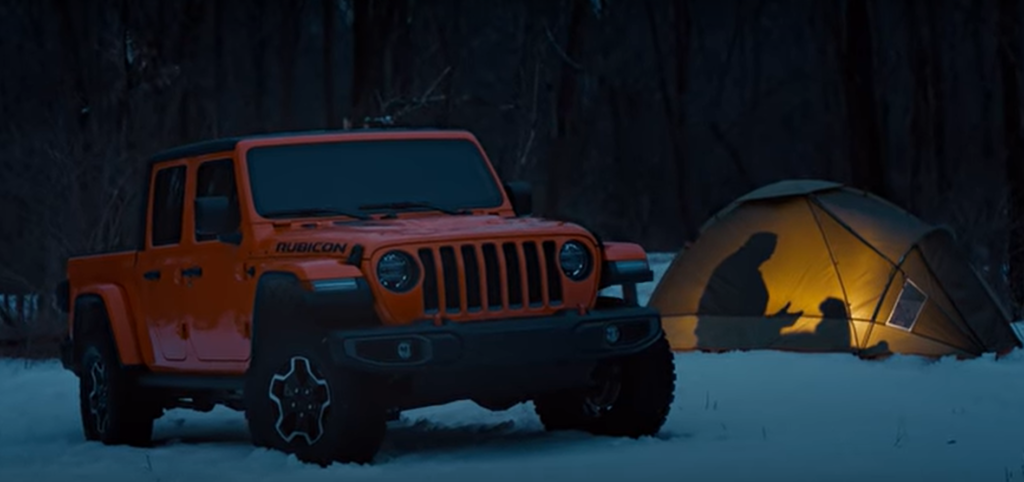 Jeep Super Bowl Commercial Preview
