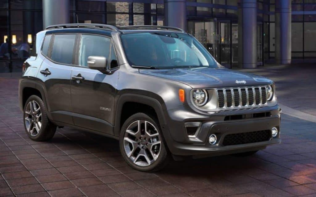 2020 Jeep Renegade in Marietta, GA