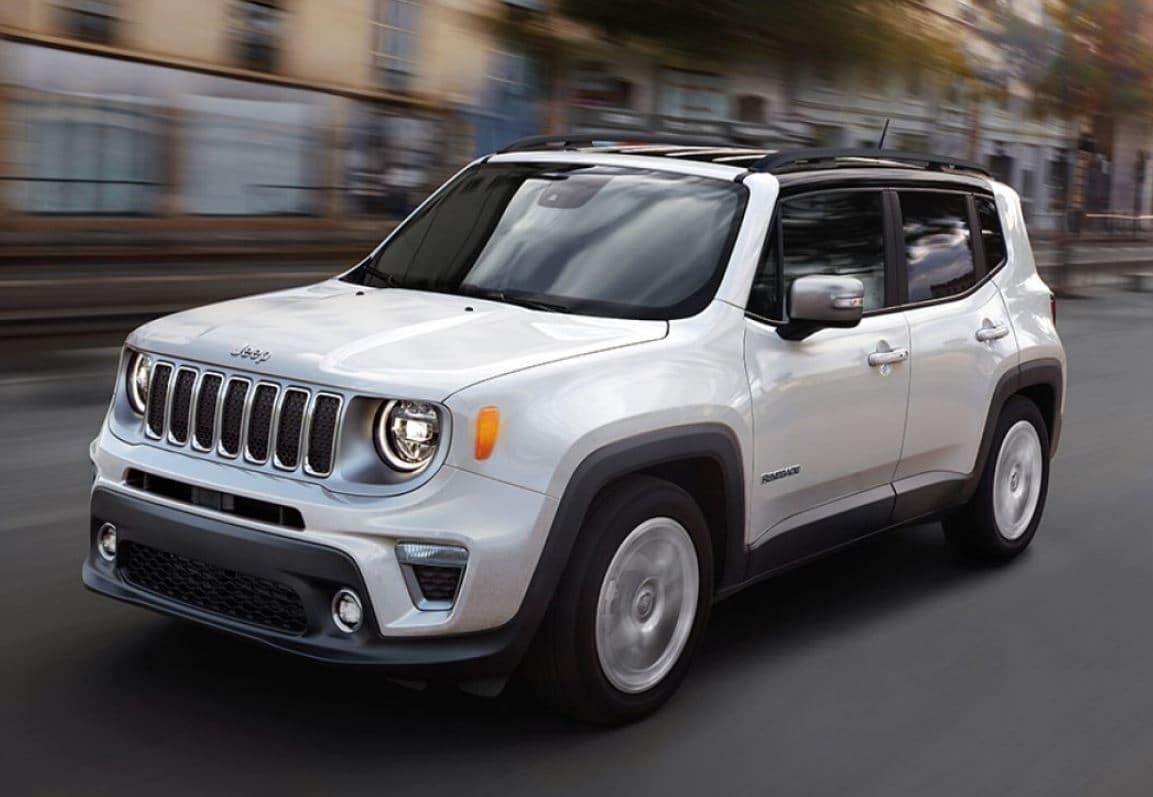 2020 Jeep Renegade for sale at Ed Voyles CDJR