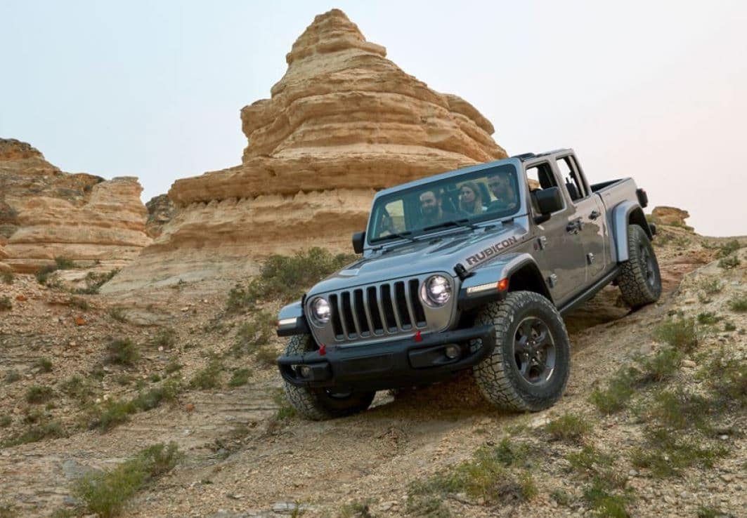 2020 Jeep Gladiator Rubicon for sale in Marietta, GA