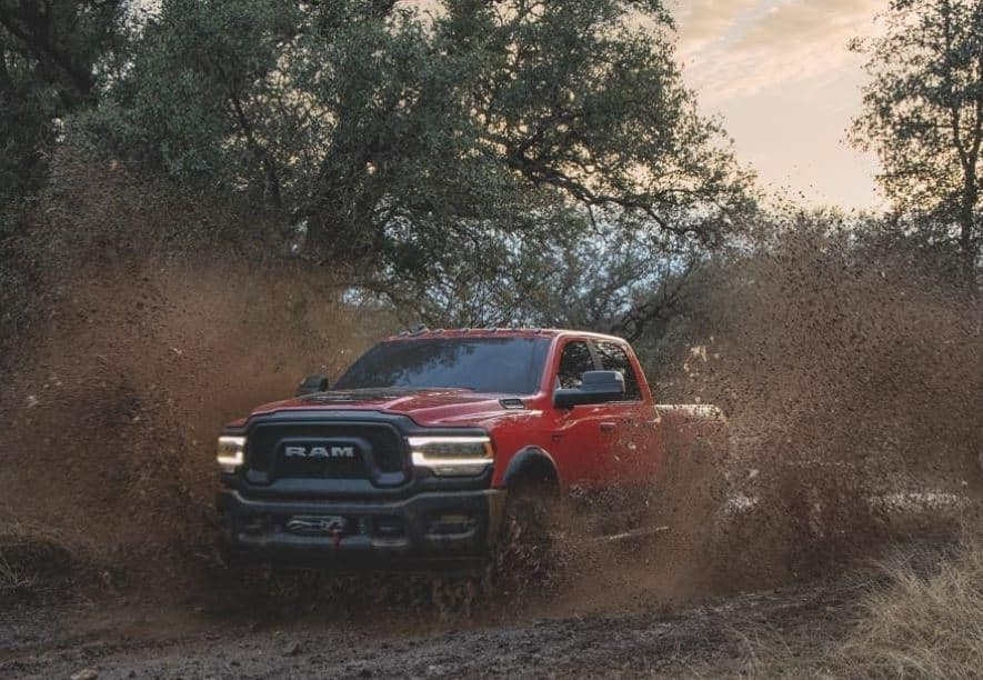 Shop 2020 RAM 2500 Power Wagon at Ed Voyles CDJR in Atlanta, GA