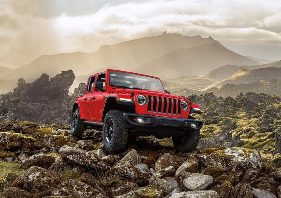 Shop Jeep SUVs at Ed Voyles CDJR in Marietta, GA