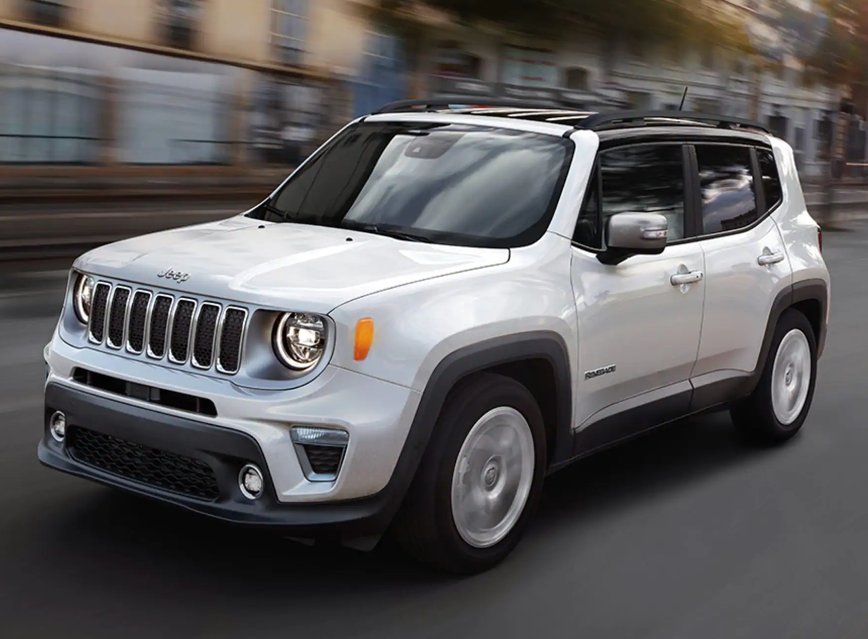2021 Jeep Renegade Exterior