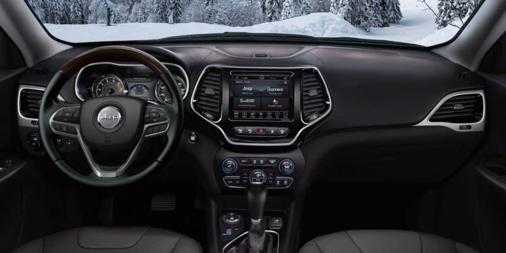 2021 Jeep Grand Cherokee interior dash Marietta