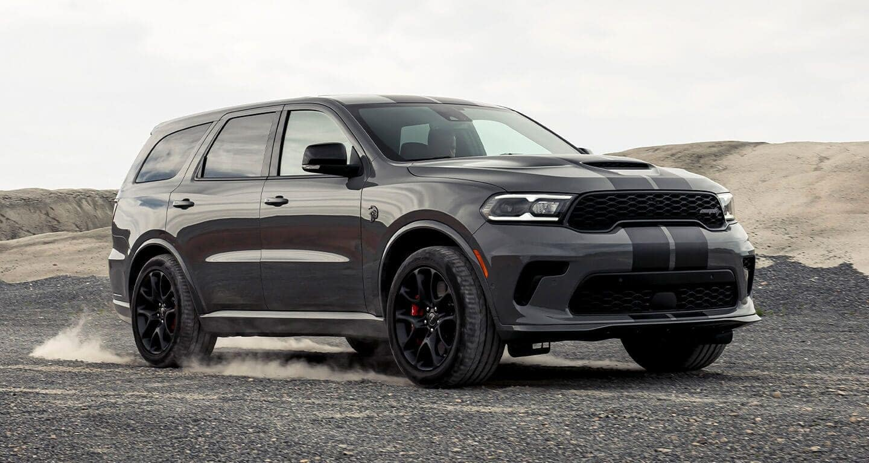 2021 Dodge Durango exterior