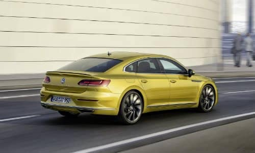 All-new 2019 VW Arteon image