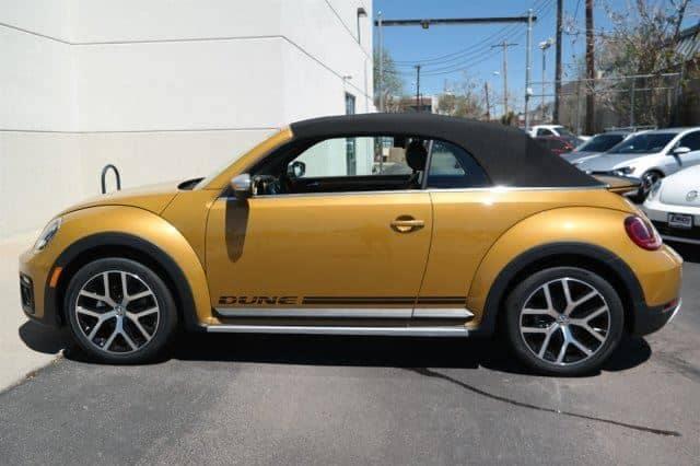 vw beetle final edition 2018
