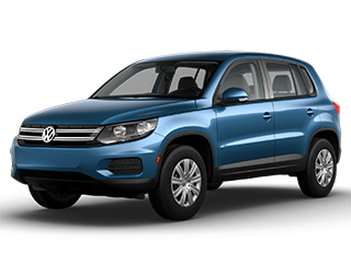 2018 Tiguan Limited Edition 4Motion Lease Special