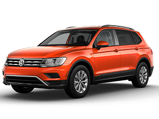 2018 Tiguan S 4Motion Lease Special
