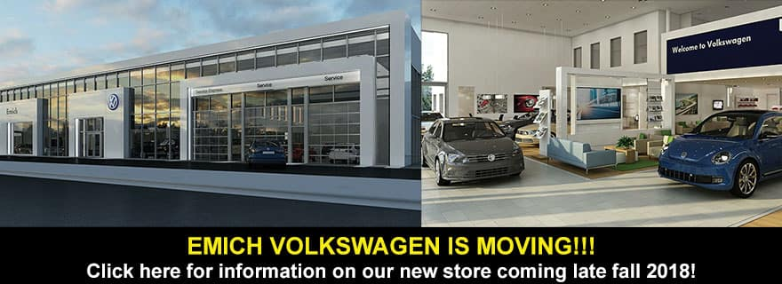 New Emich VW Store