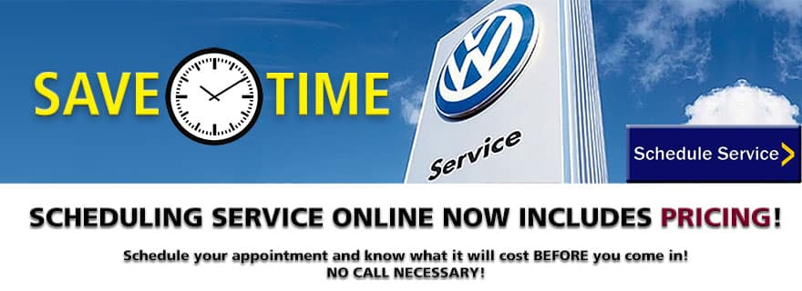 Schedule Service Online Now