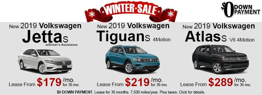 January Winter Sales Event