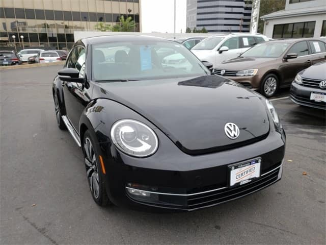 Budget Friendly 2012 VW Beetle