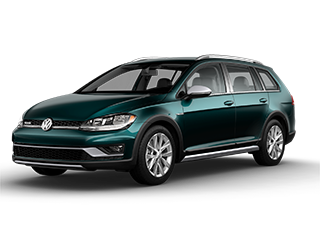2019 Golf Alltrack S