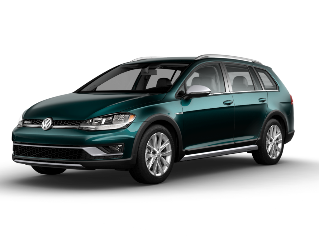 2018 Golf Alltrack S Lease Special