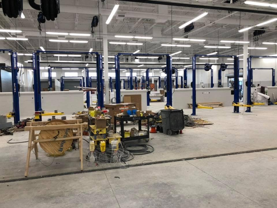 Emich VW New Facility