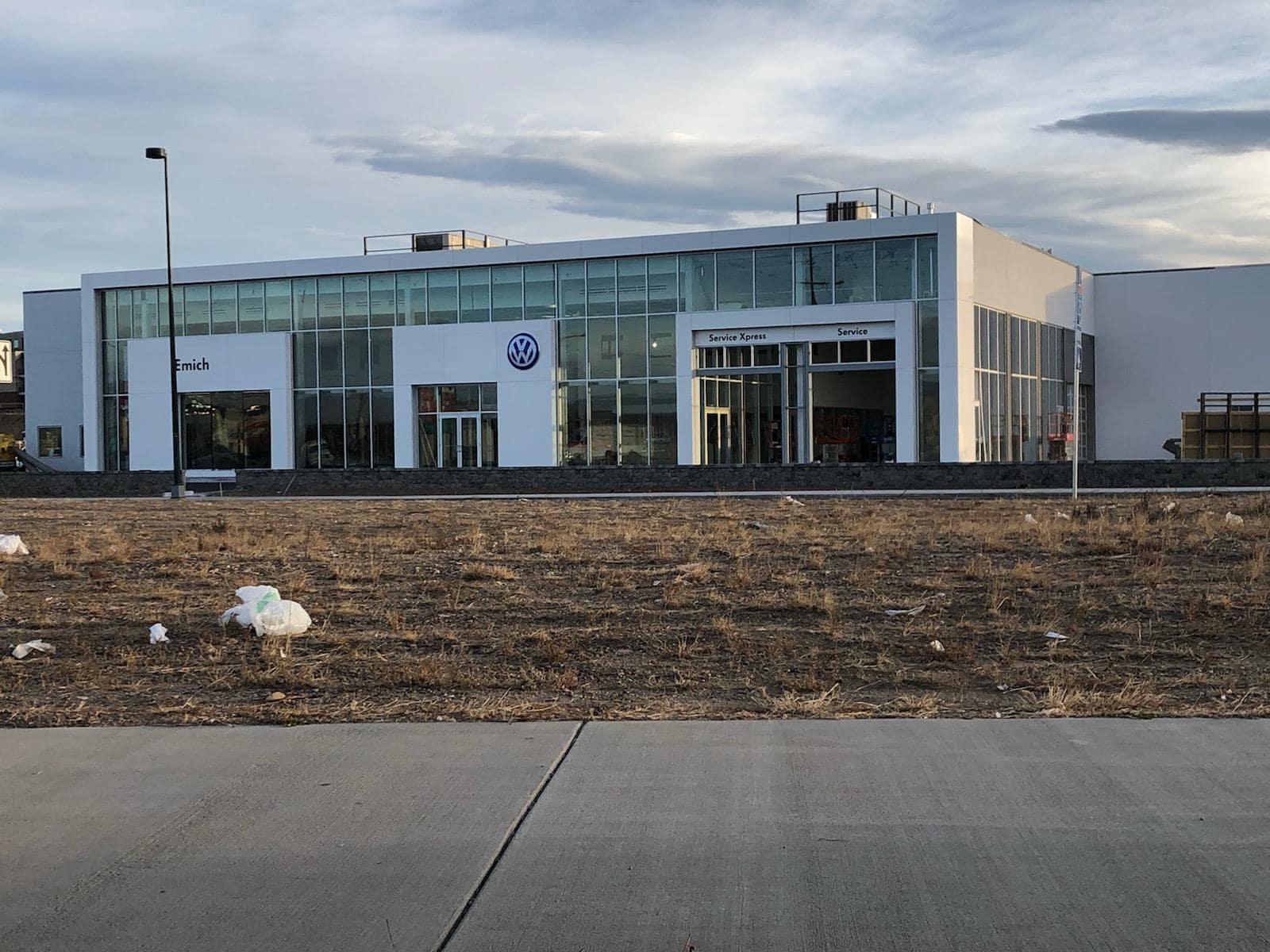 Emich VW Denver Moving Sale