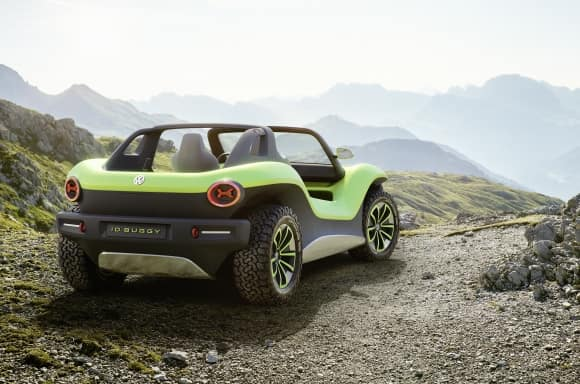 VW ID. BUGGY Concept