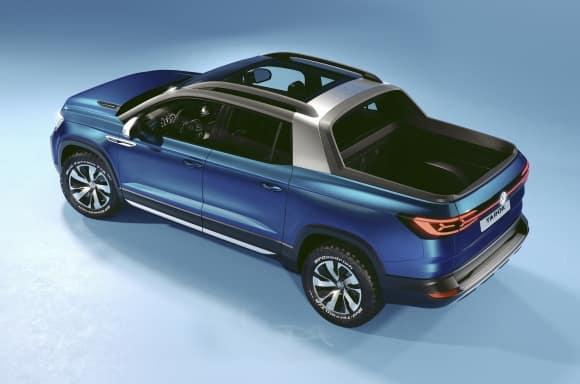 VW Tarok Concept pickup truck