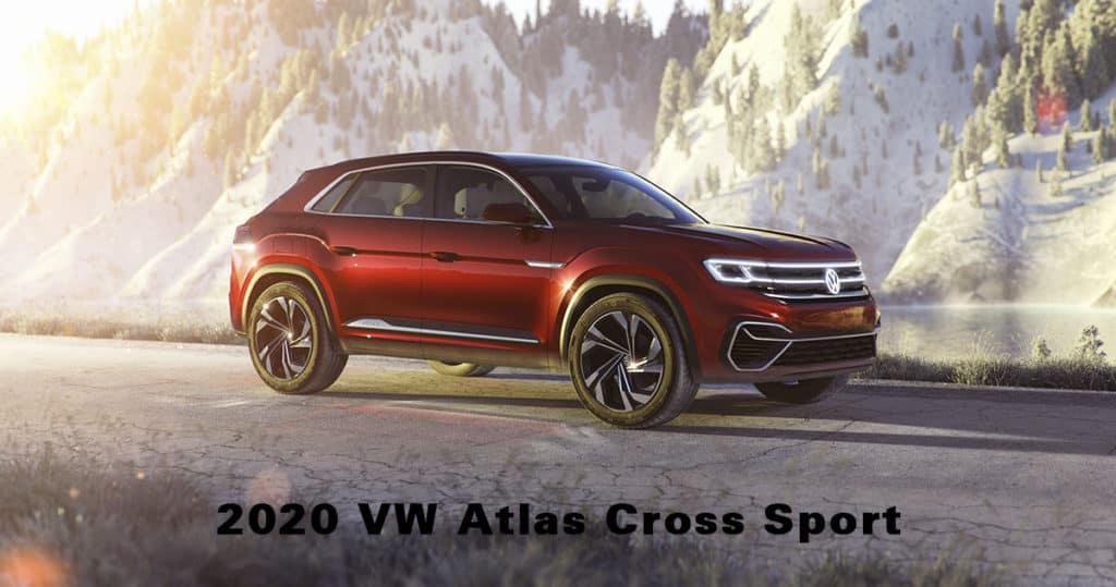 2018 VW Atlas R-Line: Styling, Interior, Arrival >> 2020 Vw Atlas Cross Sport Coming To Denver Colorado Emich