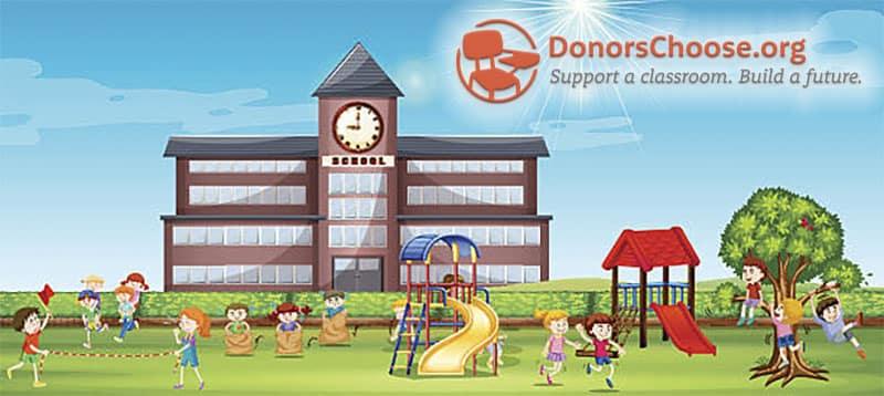 DonorsChoose.org
