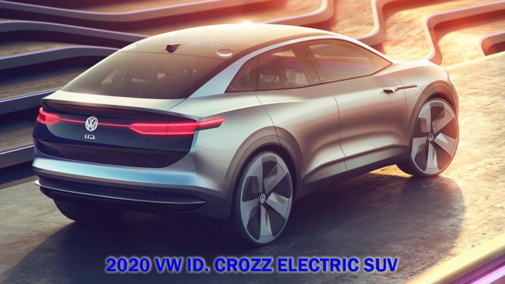 VW ID. Crozz Exterior Picture