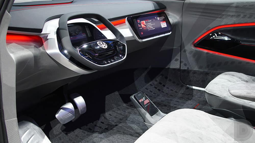 2020 VW ID. Crozz Interior