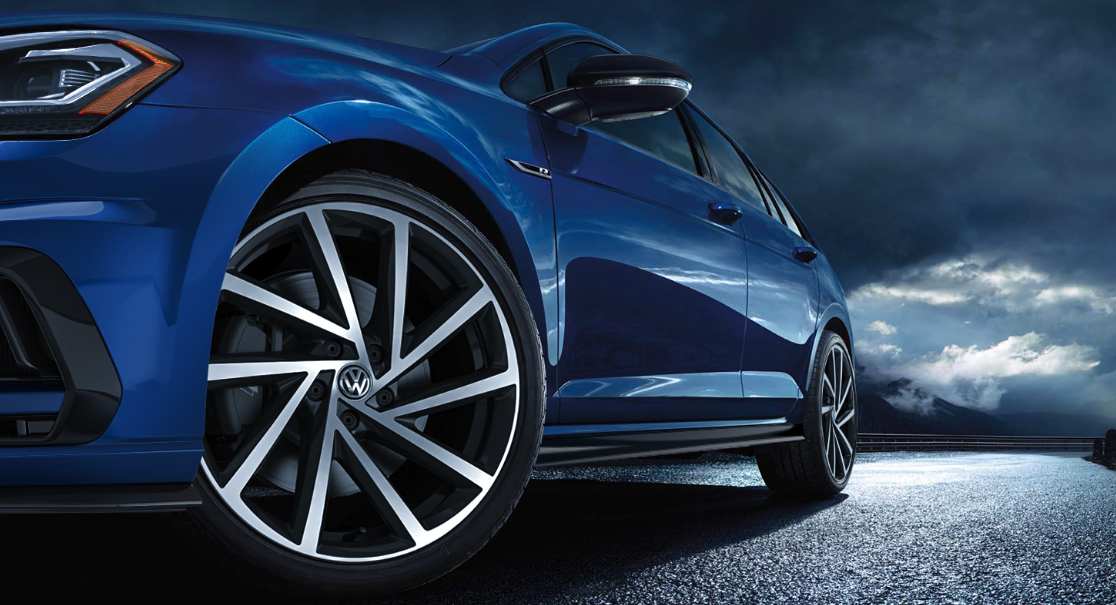 VW tire rotation near Aurora