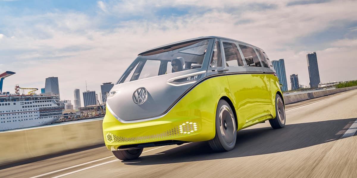 VW I.D. Buzz Near Littleton