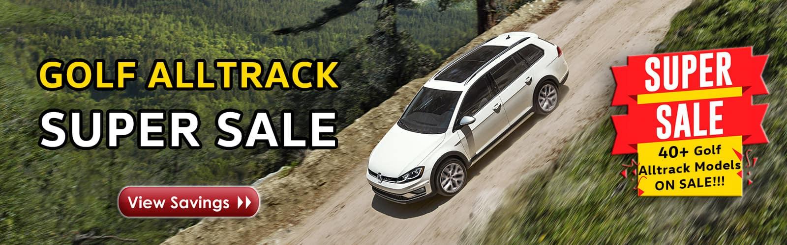 40+ Golf Alltrack Models On Sale