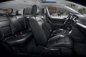 2020 VW Golf Interior