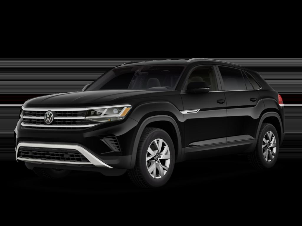 New 2020 Volkswagen Atlas Cross Sport 2.0T S AWD