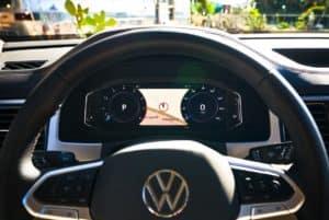 2021 VW Atlas Dash