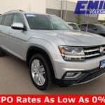 CPO 2018 Volkswagen Atlas