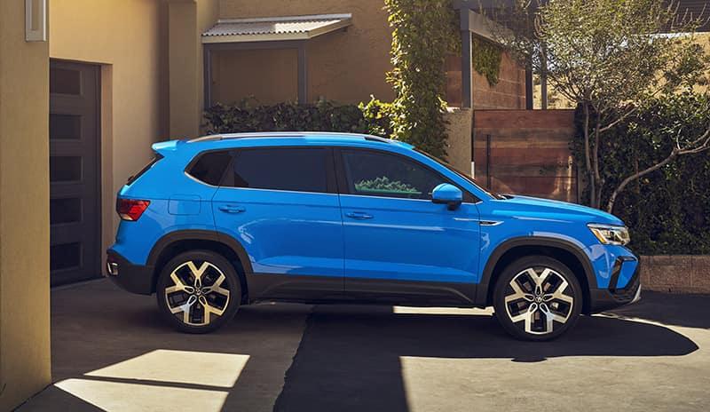 2022 VW Taos SUV