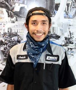 Jerick Saenz