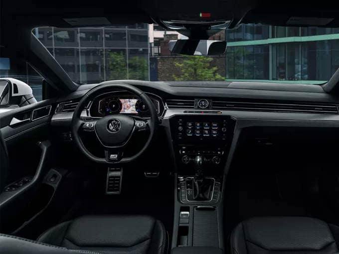 2021 VW Arteon Technology
